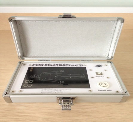M-P43-g4-ONI-ML  MODELE 7 4rd Generation Quantum Analyzer(Small)